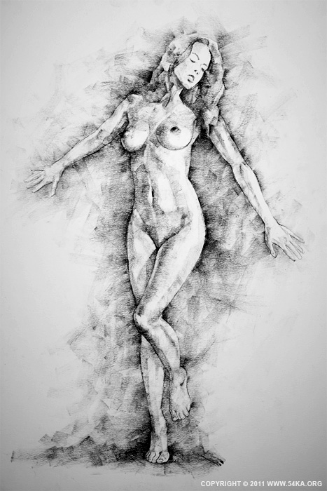 Page 29 01 by 54ka :: SketchBook Page 29 :: view all figure drawing featured charcoal art  :: Figure Drawing Female Image charcoal Body Sketch study Pose pencil Human Body