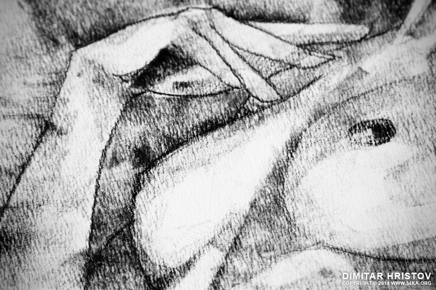 sketchbook page 46 drawing woman classical sitting pose 03 by 54ka :: SketchBook Page 46   Drawing Woman Classical Sitting Pose :: view all sketchbook  :: Figure Drawing Female Image charcoal Body Sketch study Pose pencil Human Body