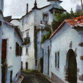 Old city street – Lisbon