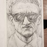 Casey Neistat – Sketchbook Portrait