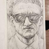 Casey Neistat – Sketchbook Portrait