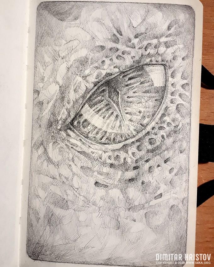 dragon eye sketchbook drawing by 54ka :: Dragon eye   Sketchbook Drawing :: view all sketchbook pencil art featured  :: Figure Drawing Female Image charcoal Body Sketch study Pose pencil Human Body