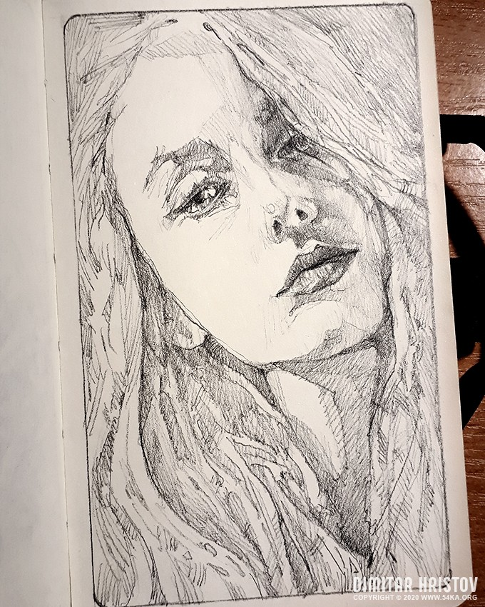 woman drawing portrait sketchbook drawing by 54ka :: Woman drawing portrait   Sketchbook drawing :: view all sketchbook portrait pencil art featured  :: Figure Drawing Female Image charcoal Body Sketch study Pose pencil Human Body