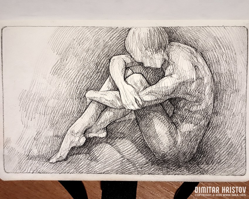 sitting woman pose drawing sketchbook drawing by 54ka :: Sitting woman pose drawing   Sketchbook drawing :: view all sketchbook pose reference pencil art index top figure drawing featured  :: Figure Drawing Female Image charcoal Body Sketch study Pose pencil Human Body